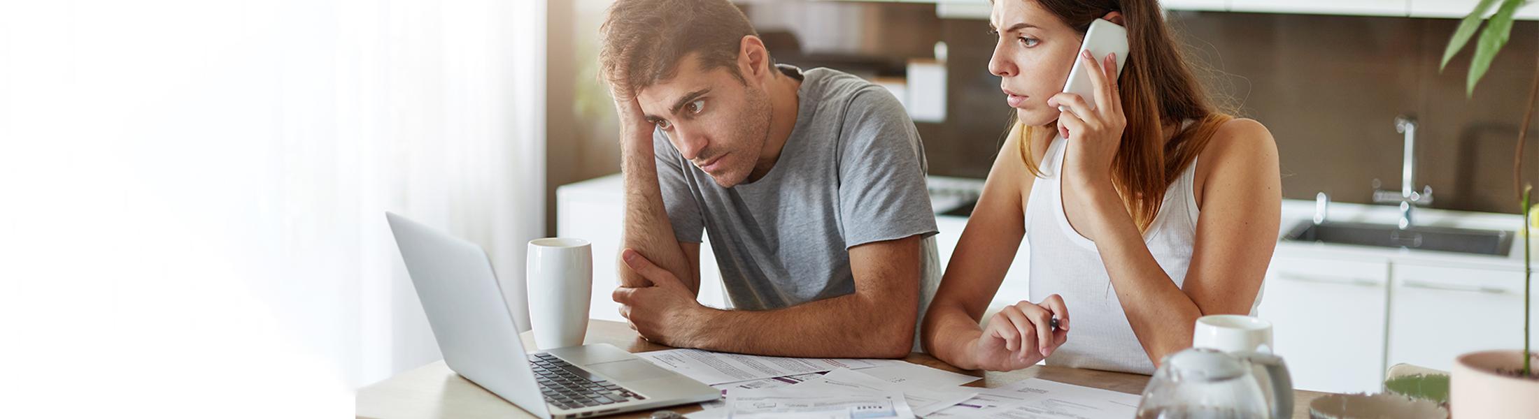 Het oplossen van uw schuldenprobleem